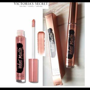 """VS metallic liquid lip """"velvet matte"""""""